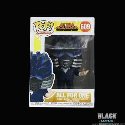 Funko Pop! All For One Sensei My Hero Academia Wave 3 Anime IN STOCK Pop 609