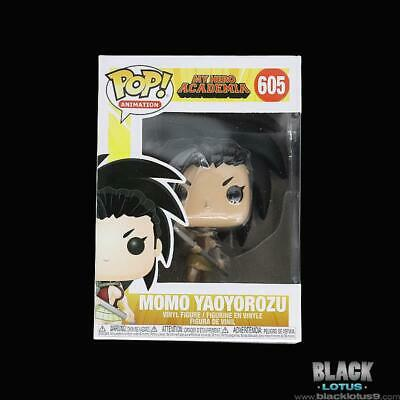 Funko Pop! Momo Yaoyorozu Creati My Hero Academia Wave 3 Anime IN STOCK Pop 605