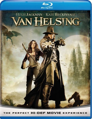 JACKMAN,HUGH-Van Helsing (US IMPORT) Blu-Ray NEW