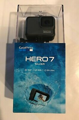 GoPro Hero 7 Silver Edition Action Camcorder/Camera CHDHC-601 BRAND NEW