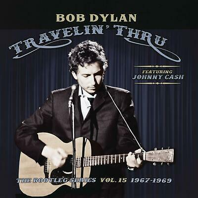 Bob Dylan Travelin' Thru 1967 - 1969 The Bootleg Series V 3 x VINYL NEW 1ST NOV