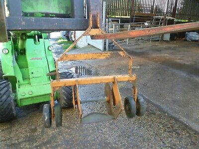 SIsis HTC12 turf cutter - tractor mounted... £350+VAT