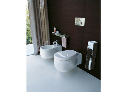 Agape Pear ACER0895WRZ wall hung wc with toilet seat