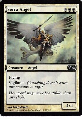 9th Edition *Rare FOIL SL* MTG 1x SERRA ANGEL