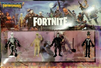 4Pcs Fortnite Battle Game Royale Save The World Action Figures Kids Toy Gift Uk