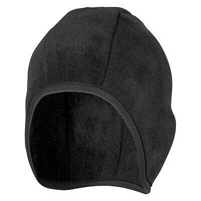Schampa Pony Tail Skull Cap, Black 15-119J