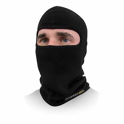 Schampa Fleece Balaclava (Black) 15-101J