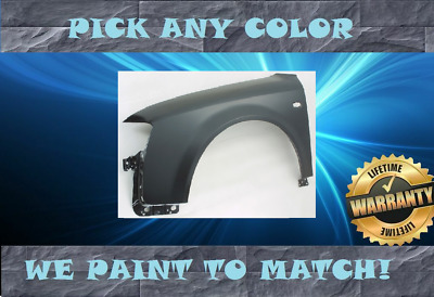 Passengers Right RH Front Fender for 1999 2000 Honda Civic NEW Painted to Match