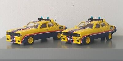 1:64 Ace Models Mad Max March Hares XB and Big Boppers XA MFP Patrol Twin Set