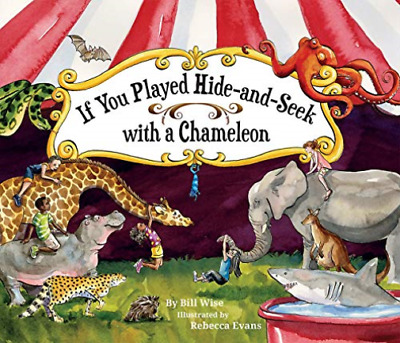 Wise Bill-If You Played Hide And Seek W/ BOOK NEUF