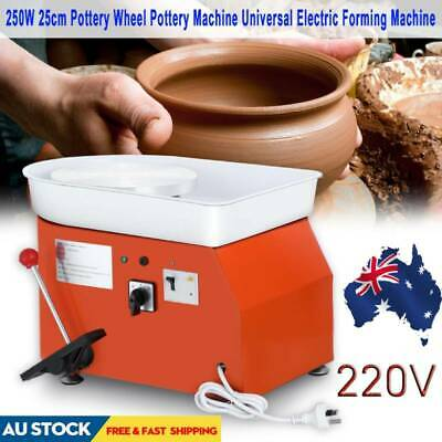 Pottery Wheel Pottery For Ceramics 220V 250W Universal Electric Forming 9