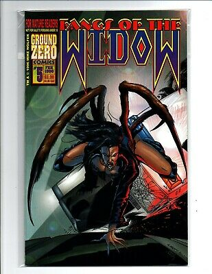 Fangs of the Widow #5 - Mike Wolfer -  Near Mint