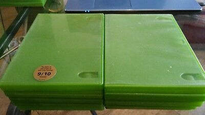 10  Xbox/Xbox 360 Original Game Cases Replacements Offers