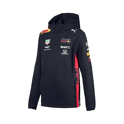 Aston Martin Red Bull Racing F1 Official Kids Team Hoodie - 2019