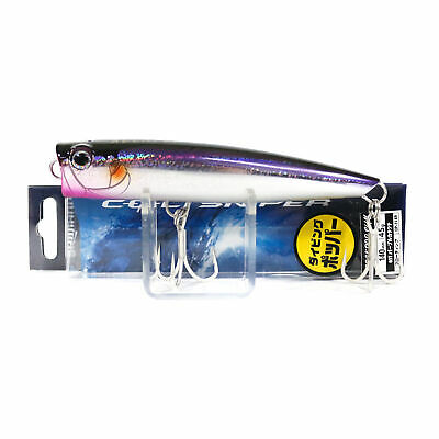 Shimano OP-114R Colt Sniper Rock Pop Slim 140F Popper Floating Lure 03T 623492