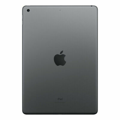 "NEW Apple iPad 2019 7th Gen 10.2"" 128GB Wi-Fi Version - Space Grey Gray"