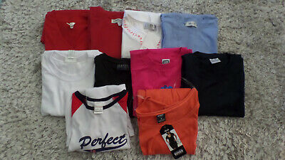 BULK LOT OF 9 ASSORTED LADIES TOPS & 1 DRESS - Size 18 - Excellent Condition #9