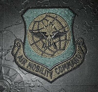 US Air Force Air Mobility Command Patch AFP2 EB0303