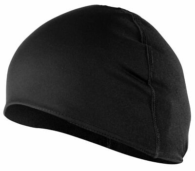 Schampa Original CoolSkin Skull Caps, Black 15-122J