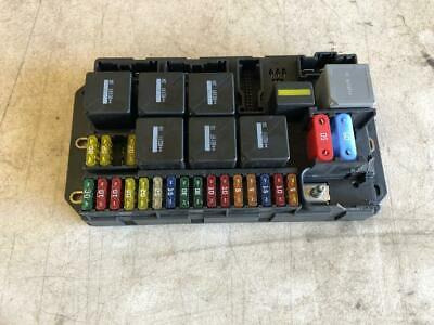 Range Rover Engine Compartment Fuse Box W. Fuses & Relays Rear Cargo 03-06 OEM