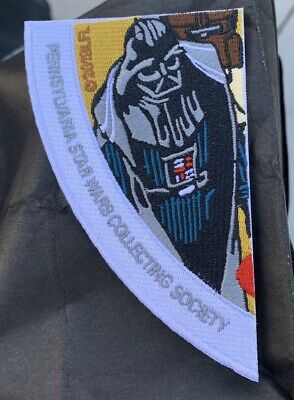 2019 Chicago Star Wars Celebration Pennsylvania Collecting Society Patch