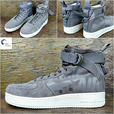 NIKE SF AIR FORCE 1 Mid Mens Trainers Uk 10 Eu 45 917753 007