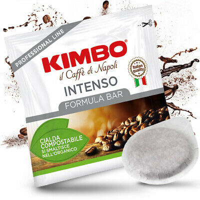 200 Cialde 44Mm Caffe' Kimbo Intenso Originali Break Shop