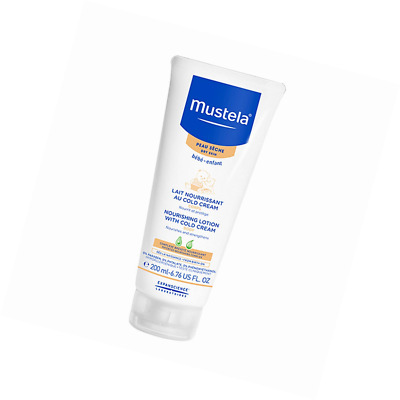 Mustela Nourishing Body Lotion With Cold Cream, 200 ml