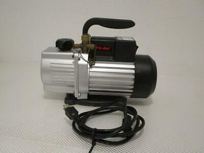 ONE USED CPS PRO-SET 2 STAGE VACUUM PUMP 6.CFM 50Hz MODEL VP6D.