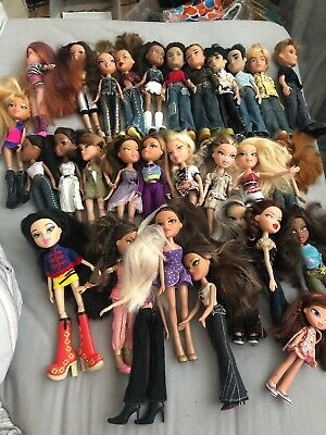 bratz dolls bundle Huge Collection Good Condition Rare 2003