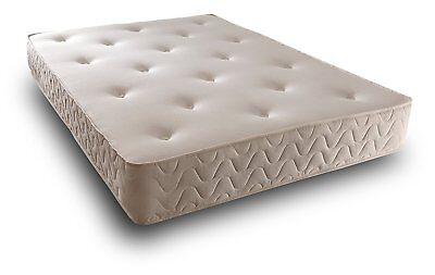 Orthopaedic memory foam pocket sprung mattress - ALL SIZES AVAILABLE