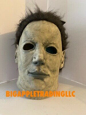 Halloween 6 THE CURSE OF MICHAEL MYERS Trick or Treat Studios Latex Deluxe Mask