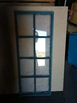 Reclaimed Vintage 1920's  Steel Casement Windows/Industrial decor