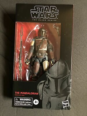 "Star Wars Hasbro 2019 The Black Series #94 The Mandalorian 6"" figure MOC"