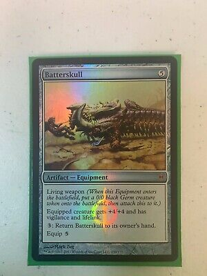 MTG Batterskull FOIL New Phyrexia Magic the Gathering NM/M