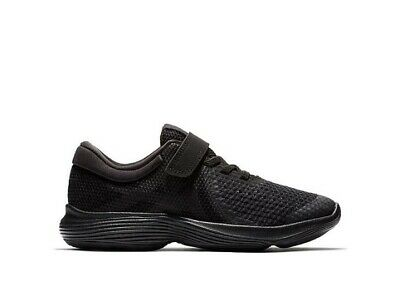 Unisex Black Nike Trainers Size UK 12 but fit like a 11.5 VGC