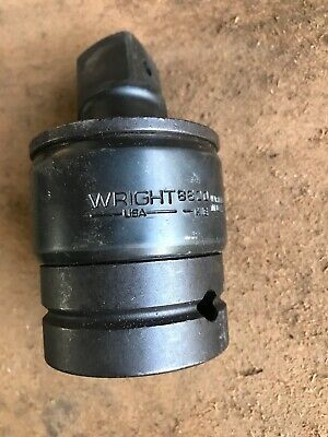 1 IN DRIVE SWIVEL IMPACT  WRIGHT#8800 Never Used