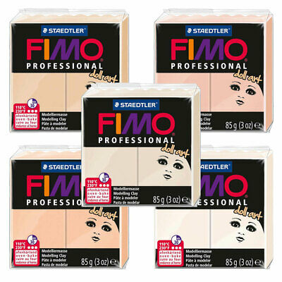 Fimo Professional 85G Doll Art Collection - Perfect For Skin/Flesh