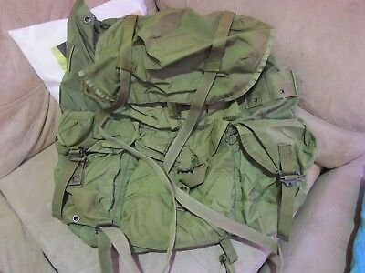 U.S. Army Issue Large Size Alice Pack.