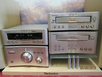 TECHNICS DVD Audio System SC-HDA710 mit DVD/CD Player