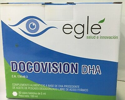 Docovision DHA 30 Viales