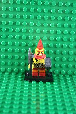 Series 17 LEGO Collectible MiniFigure Sealed Pack #10 Battle Dwarf
