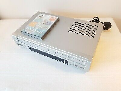 Daewoo SD-8500P DVD & VHS Combi Recorder Player, Tested, Trusted Ebay Shop