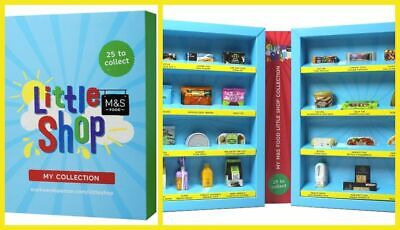 Marks And Spencers Little Shop Products ***NEW STOCK!!!***