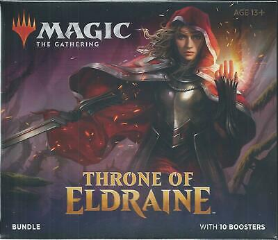 Mtg Throne Of Eldraine 10-Pack Sealed Bundle (Eng), Get Yours 1St! Ships Now!