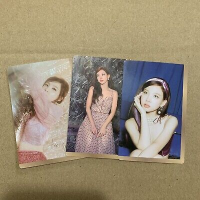 Twice Nayeon Official Feel Special Preorder Set