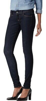 G star 3301 Deconstructed Low Waist Super Skinny Jeans