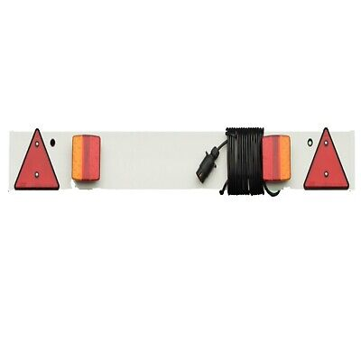 4ft Led Trailer Light Board 5m Cable Ideal for Trailer Horse box  Flat UK Made
