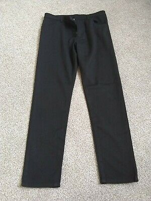 Boys Skinny Fit School Trousers  Age 8-9