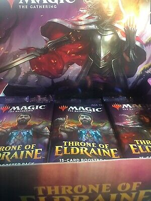 Throne of Eldraine Booster Pack Magic the Gathering MTG New